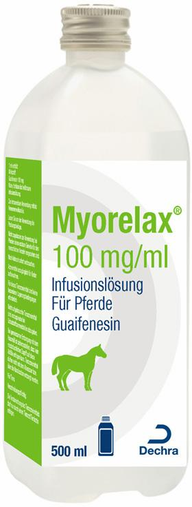 Myorelax 100 mg/ml
