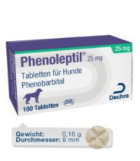 Phenoleptil 25 mg