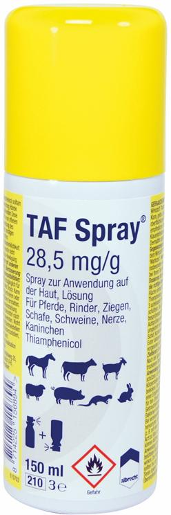 TAF Spray 28,5 mg/g
