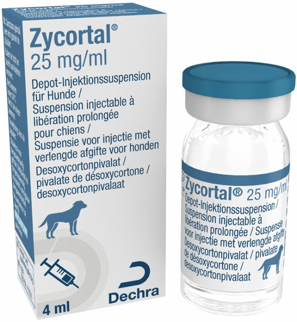 Zycortal 25 mg/ml